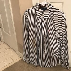 Men's extra large Ralph Lauren button down shirt.